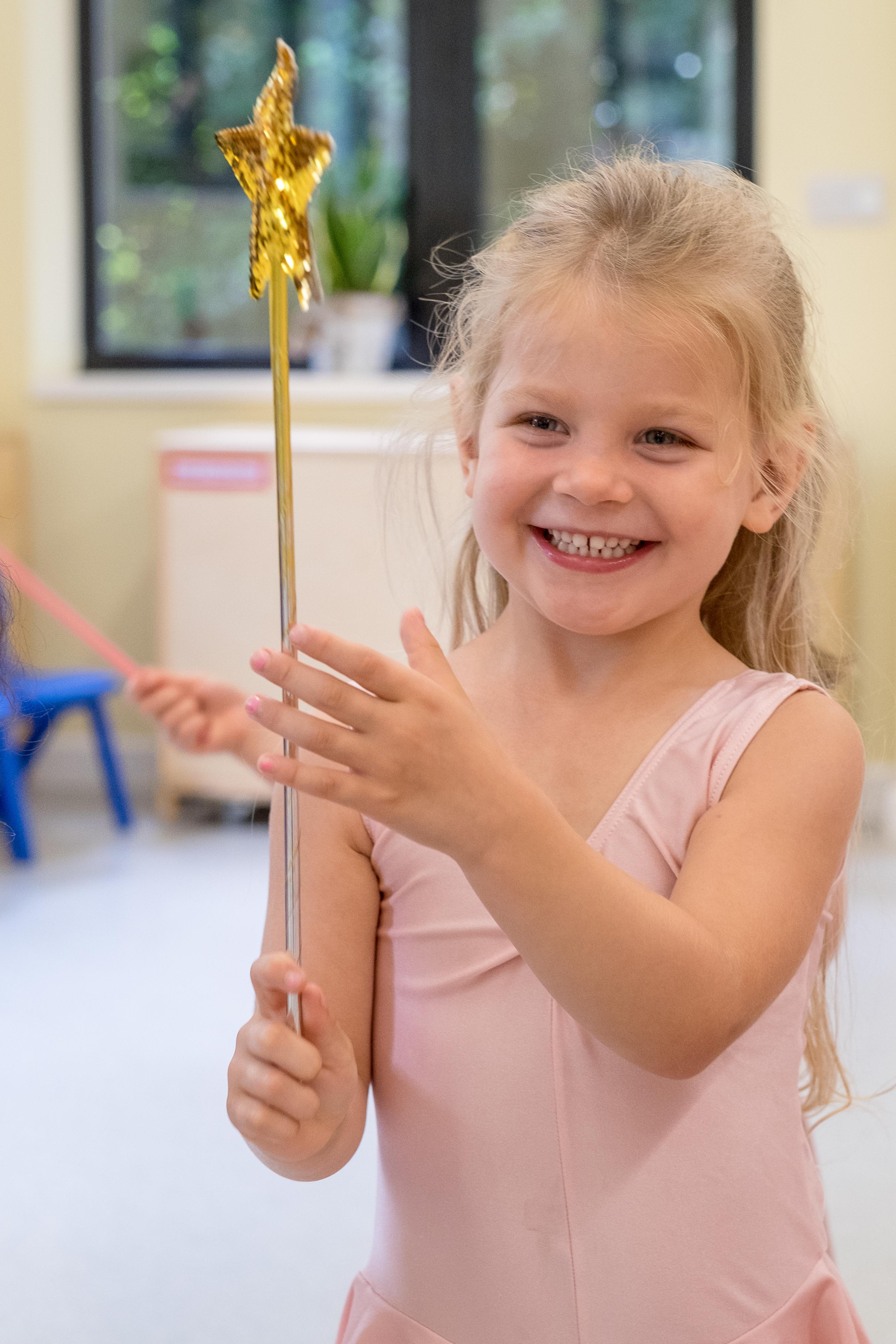 West Wimbledon Dance Academy - Nursery class 5